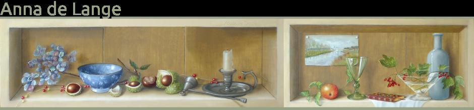 Anna de Lange | Fijnkunstschilderes